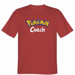 Футболка Pokemon Coach