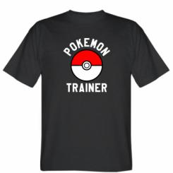 Футболка Pokemon Trainer
