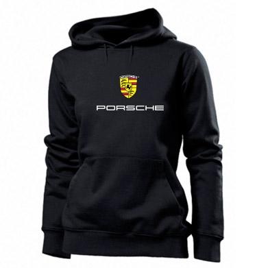 Купити Толстовка жіноча Porsche