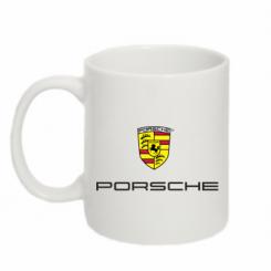 Купити Кружка 320ml Porsche