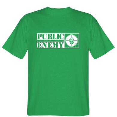 Футболка Public Enemy
