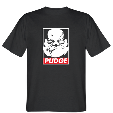 Футболка Pudge Obey