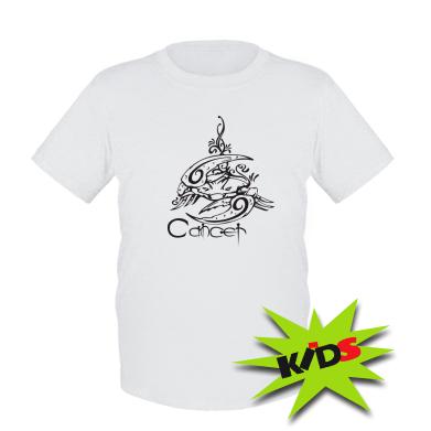 Купити Дитяча футболка Рак ( Cancer)