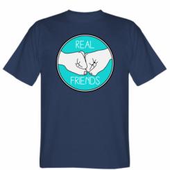 Футболка Real Friends