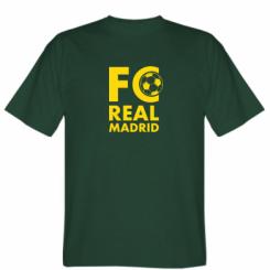 Футболка Реал Мадрид FC