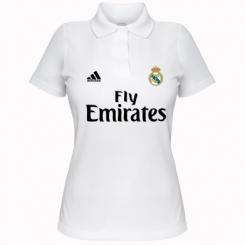 Жіноча футболка поло Реал