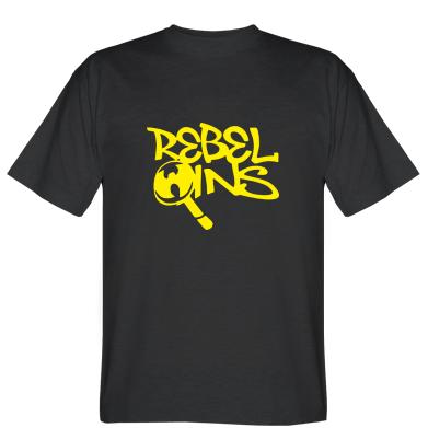 Футболка Rebel Виграє