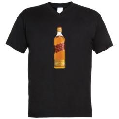 Чоловічі футболки з V-подібним вирізом Red Label