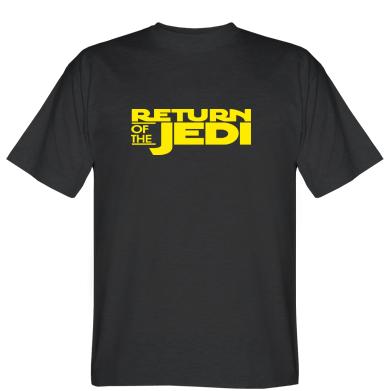 Футболка Return of the Jedi