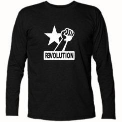 Купити Футболка з довгим рукавом Revolution