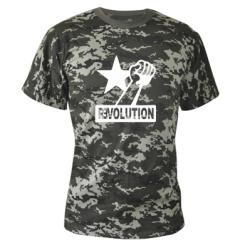 Купити Камуфляжна футболка Revolution