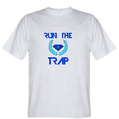 Футболка Run the Trap Diamond