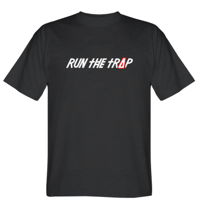 Футболка Run the Trap #