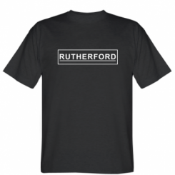 Футболка Rutherford