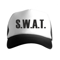 Купити Кепка-тракер S.W.A.T.