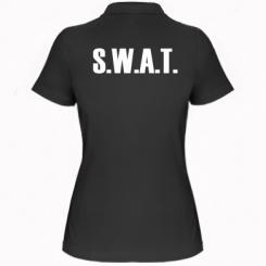 Купити Жіноча футболка поло S.W.A.T.