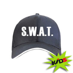 Купити Дитяча кепка S.W.A.T.