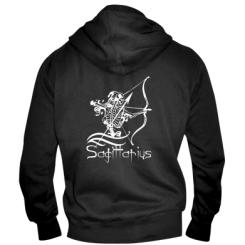 Купити Чоловіча толстовка на блискавці Sagittarius (Стрілець)