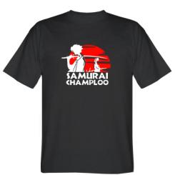 Футболка Samurai Champloo