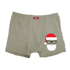 Чоловічі труси Santa Minimalism