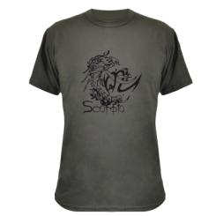 Купити Камуфляжна футболка Scorpio (Скорпіон)
