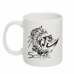 Купити Кружка 320ml Scorpio (Скорпіон)