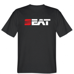 Футболка Seat Motors