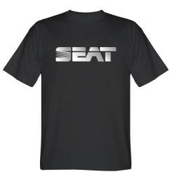 Футболка Seat Silver