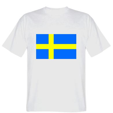Футболка Швеція