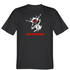 Футболка Skidiving