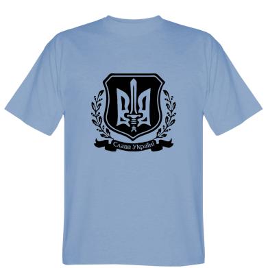 Футболка Слава Україні (вінок)