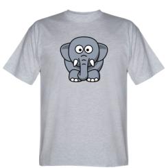 Футболка Слоненя