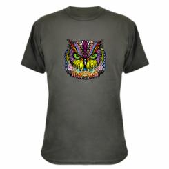 Камуфляжна футболка Сова Совентьєвна