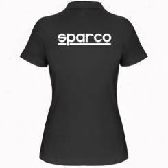 Купити Жіноча футболка поло Sparco