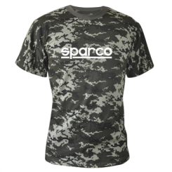 Купити Камуфляжна футболка Sparco