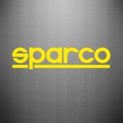 Купити Наклейка Sparco