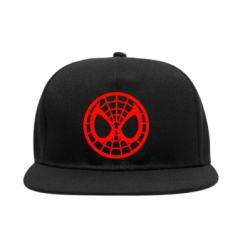 Снепбек Спайдермен лого