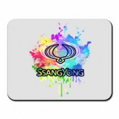 Килимок для миші SsangYong Art