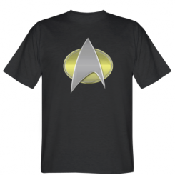 Футболка Star Trek Gold Logo