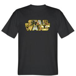 Футболка Star Wars 3D