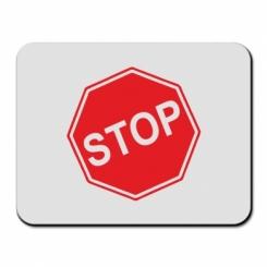 Купити Килимок для миші STOP