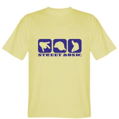 Футболка Street Music