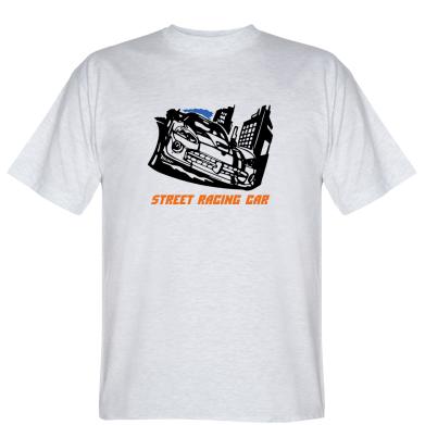 Футболка Street Racing Car