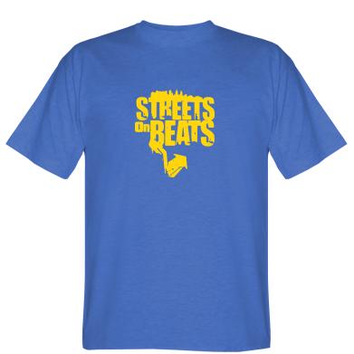 Футболка Streets On Beats