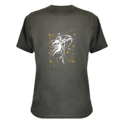 Камуфляжна футболка Стрілець