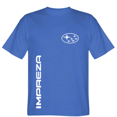 Футболка Subaru Impreza