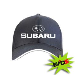 Купити Дитяча кепка Subaru