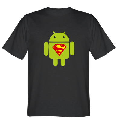 Футболка Super Android