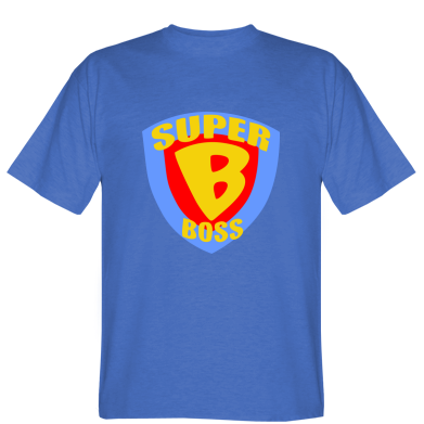 Футболка Super Boss