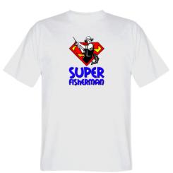 Футболка Super FisherMan